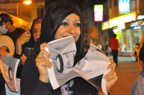 "Bahrain Opinion: ""A Regime Trampling Human Rights"" --- Detained Zainab AlKhawaja in The New York Times 