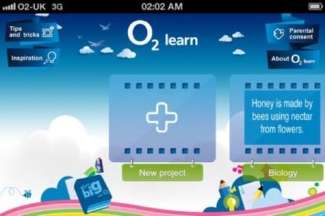 O2 Learn, la aplicación de Telefónica para crear video-lecciones | #TRIC para los de LETRAS | Scoop.it