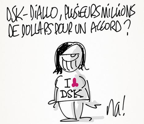 DSK et Diallo aurait trouvé un accord | CRAKKS | Scoop.it