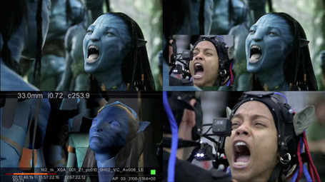 Interactive Avatar iTunes Extras Reveal Making of Sci-Fi World | Transmedia: Storytelling for the Digital Age | Scoop.it