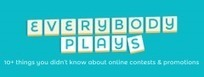 Infographie : 10 choses que vous ne savez pas sur les concours Facebook   Facebook pour les entreprises   Scoop.it