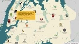 New York mesure l'humeur de ses quartiers | Demain la Ville | Srg | Scoop.it