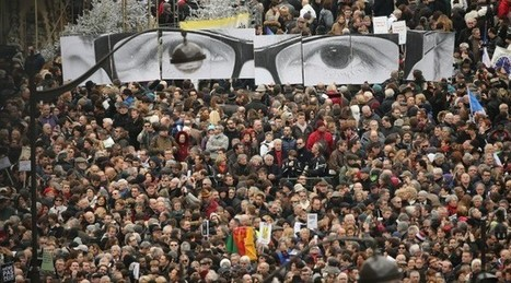 Jewish Leaders Join Massive Paris March To Honor Attack Victims | Jewish Education Around the World | Scoop.it