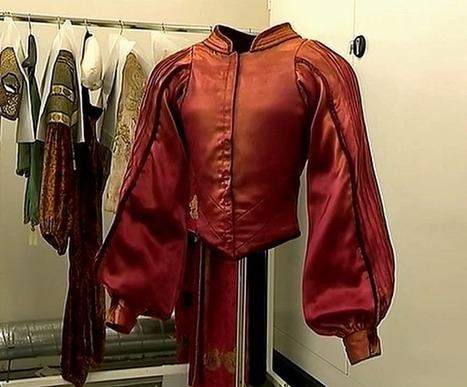 Le centre du costume de Moulins fête ses 10 ans | INTERSTYLEPARIS  Fashion News | Scoop.it