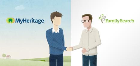 Un partenariat avec FamilySearch apporte des milliards de données à MyHeritage ! | MyHeritage.fr - Blog francophone | L'écho d'antan | Scoop.it