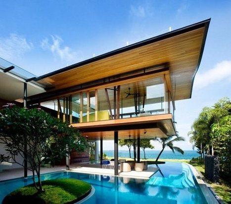 Une piscine géante qui a couté seulement 2 millions de dollars LOL   Annonce immobilière Wadimo: vente   Scoop.it