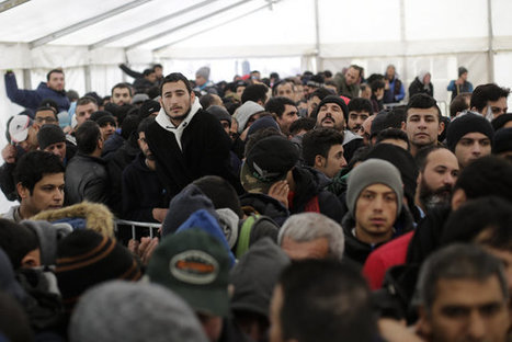 UN: World's Refugees And Displaced To Exceed 60 Million | Upsetment | Scoop.it