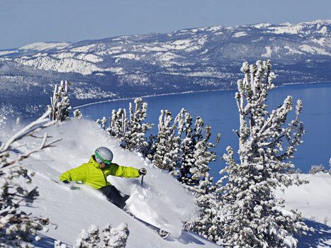 Slope off to California - The Independent | ski  Safety | Scoop.it
