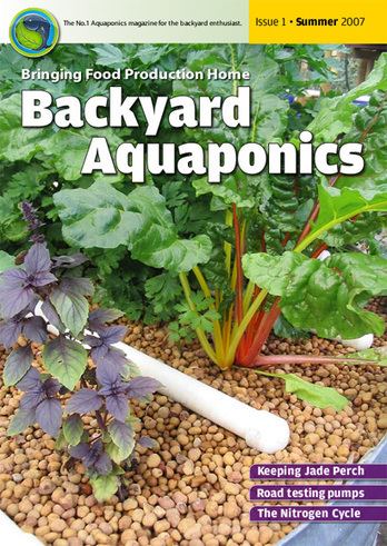 Backyard Magazines - Literally everything about Backyard in digital format | Aquaponic - Heidelberg | Scoop.it