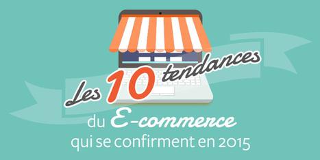 Les 10 tendances du e-commerce qui se confirment en 2015 | Colis Privé | Scoop.it
