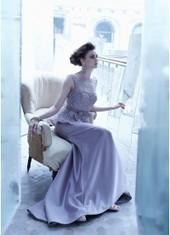Sheath Column Tank Top Floor Length Bridesmaid Dress Bbjh0158 for $420 | warmhat | Scoop.it