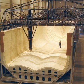 Over 100 metres reach lets CNC machine | [THE COOL STUFF] | Scoop.it