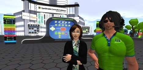 OpenSim conference calls for proposals – | Virtual Worlds, Virtual Reality & Role Play | Scoop.it