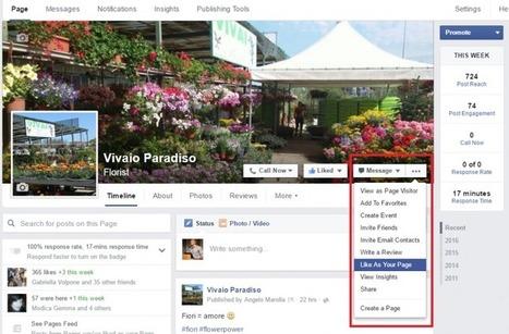 5 novità di Facebook (più 2 chicche) che cambieranno il vostro business « Social Blog GT | Facebook Daily | Scoop.it