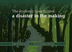 ImmuneSuppression by Neonicotinoid Insecticides at the Root of Global Wildlife Declines | 100 Acre Wood | Scoop.it