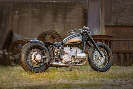 BMW Motorrad R 5 Hommage   Stuka78   Scoop.it