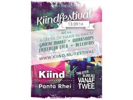 Uniek! Eerste editie Kiindfestival te Amersfoort - Dichtbij.nl   Betrokken vaderschap   Scoop.it