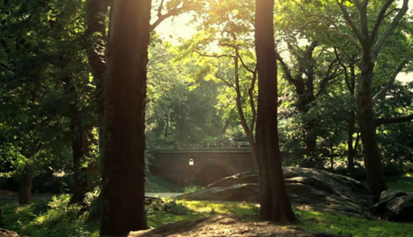 A GPS-Enhanced Album In Tune With Central Park | Co. Design | BASIC VOWELS | Scoop.it
