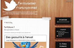Twittclasses francophones | TELT | Scoop.it