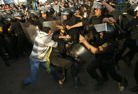 Egypt Takes to the Streets But Will It Shake Mubarak? - TIME | Coveting Freedom | Scoop.it
