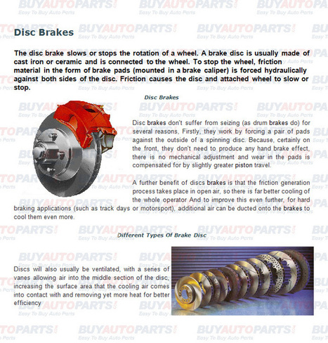 how to install brake discs | Brake Calipers and Brake Disc | Scoop.it