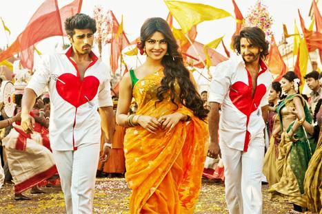 Ranveer Singh, Priyanka Chopra And Arjun Kapoor Wrap Up 'Gunday' | Bollywood | Scoop.it