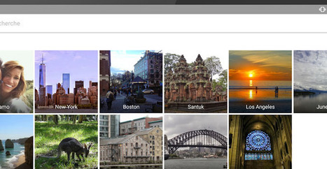Google+ Photos disparaît, Google Photos émerge | Communication 2.0 (référencement, web rédaction, logiciels libres, web marketing, web stratégie, réseaux, animations de communautés ...) | Scoop.it