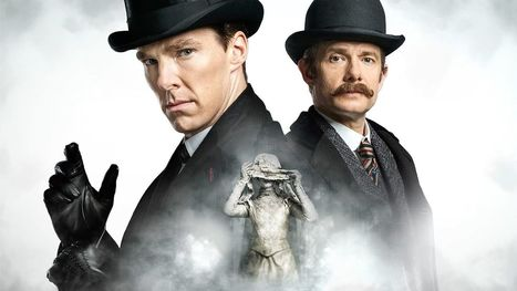Get Ready To Meet The Abominable Bride - Sherlock Teaser on Cultjer | Sherlock Holmes and Dr Watson | Scoop.it
