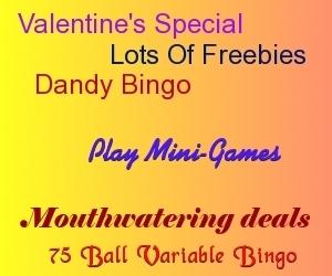 Win Guaranteed Jackpots in all mini-games at Dandy Bingo   UK Bingo Place   Scoop.it