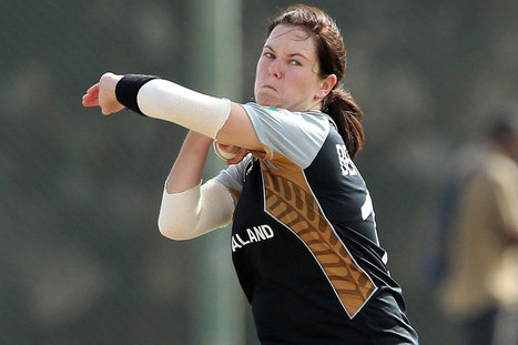 White Ferns crash to second T20 defeat - 3News NZ | Mad about Cricket? | Scoop.it