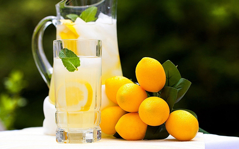 Perfect traditional lemonade recipe | Best Juicing Recipes for Weight Loss | Scoop.it