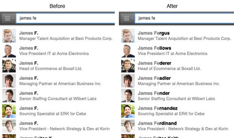 Find People and Jobs Faster with LinkedIn Search | Social Media e Innovación Tecnológica | Scoop.it