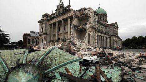 The Christchurch Earthquake | Landforms and Landscapes | Scoop.it