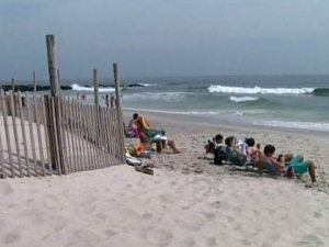 Scientists: Long Beach Island Slowing Sinking And Global Warming Is ToBlame - CBS New York | Climate change challenges | Scoop.it