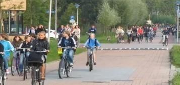 L'école à vélo : la leçon hollandaise | RoBot cyclotourisme | Scoop.it