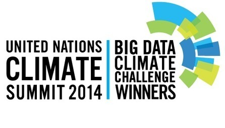 Big Data Climate Challenge Winners Show How Big Data Can Drive Climate Action [03.09.2014] | Data, Development, Critique | Scoop.it
