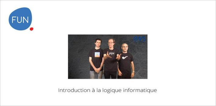 En mai, s'il te plaît d'acquérir la logique informatique... | MOOC Francophone | Scoop.it