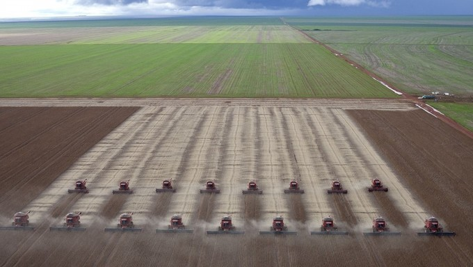 The Unexpected Reaction Farmers Could Have To Climate Change