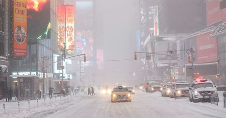 NYC under travel ban from deadly East Coast snowstorm | EconMatters | Scoop.it