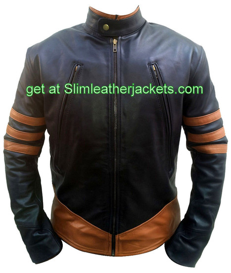 X-Men #wolverine leather jackets only for lover Hugh Jackmans specially offres | Celebrity Smashing Hugh Jackman leather jackets | Scoop.it