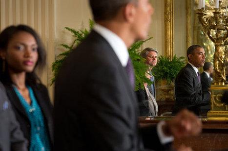 Obama Backs Bill to Overhaul Immigration as Debate Is Set | Smart Blonde | Scoop.it