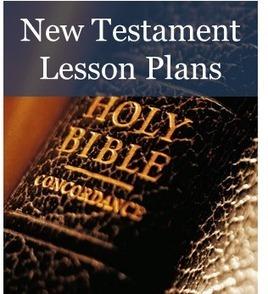 New Testament Lesson Plans | The Religion Teacher | Catholic Religious Education | Resources for Catholic Faith Education | Scoop.it