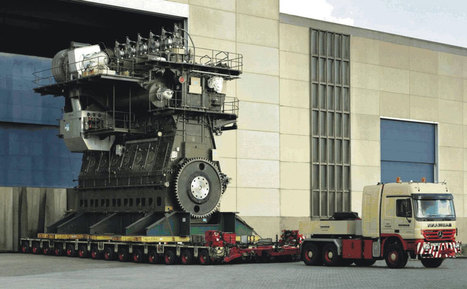 The Absolute Largest Diesel Engine Known to Man – 109,000 Horsepower – Tier One Society | Alan Charky - VAC AERO Vacuum Heat Treating Furnaces | Scoop.it