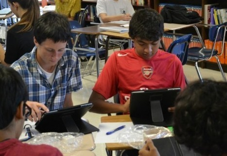 The Texas School District Where Every Student Gets an iPad | iPads in Education | Scoop.it