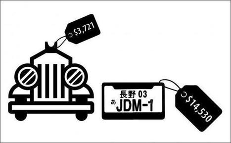 Chinese License Plates Now Pricier Than The Car They're On | Radio Show Contents | Scoop.it