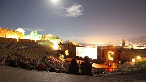 TaorminaFilmFest 59. Il grande cinema al Teatro Antico. - Girasicilia.It | Eventi in Sicilia | Scoop.it
