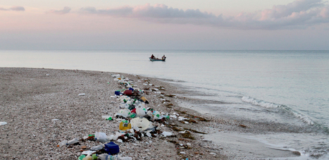 Eight million tonnes of plastic are going into the ocean each year | Geography in the classroom | Scoop.it