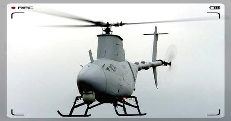 Aerodinos de ala rotatoria tipo helicóptero - Huesca Drones   Cuéntamelo España   Scoop.it