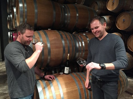 Why a Virginia winery has started making California wines | Grande Passione | Scoop.it