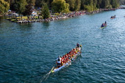 Helen paddlers prepare for dragon boat races in Kalispell - Helena Independent Record | Paddler News | Scoop.it